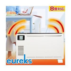 ユーレックス アイ パネルヒーター ( HP-KE16 eureks 8畳 省エネヒーター 暖房)|yasashisa