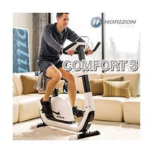 HORIZON ホライズン アップライトバイク COMFORT3 ( ジョンソンヘルステックジャパン エアロバイク クロスバイク フィットネスバイク フィットネス )|yasashisa