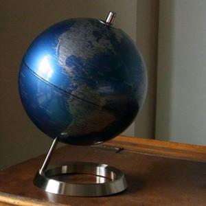 スリップオン GBインテリア地球儀 MM ブルー ACT−2...
