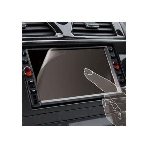 エレコム 液晶保護フィルム(カーナビ用)6.1インチワイド用 CAR-FL61W|yasudaclub