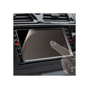 エレコム 液晶保護フィルム(カーナビ用)8インチワイド用 CAR-FL8W|yasudaclub