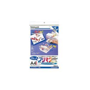 ナカバヤシ インクジェットプリンタ用 プリマグシート A4サイズ 3枚入 JPMAG−A4|yasudaclub