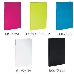 セキセイ 写真が映える高透明ポケットアルバム 2Lサイズ80枚収容 KP−80G|yasudaclub