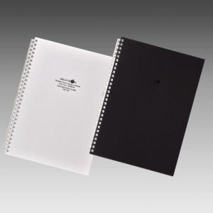 リヒト AQUADROPs ツイストリングノート(B5方眼) N−1609|yasudaclub