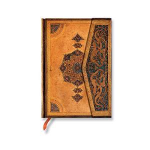 Paperblanks ペーパーブランクス   サファヴィー(ミディ) ノートブック PB16021|yasudaclub