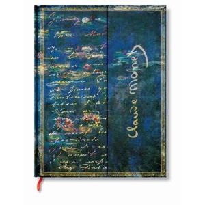 Paperblanks ペーパーブランクス  ノートブック アーティストビジョン ウルトラ モネ 睡蓮 PB22237|yasudaclub