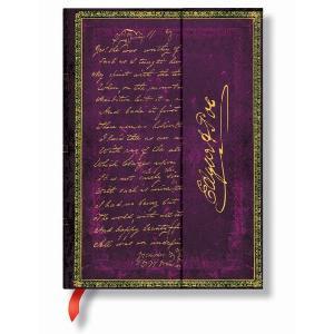 Paperblanks ペーパーブランクス  アーティストビジョンコレクション エドガー・アラン・ポー タマレーン ノートブック(ミディ) PB25733 yasudaclub