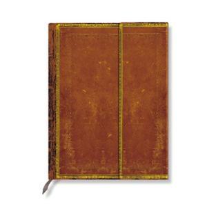 Paperblanks ペーパーブランクス  アンティークレザースタイルコレクション ノートブック ハンドツール(ウルトラ) PB2865 PB4401|yasudaclub