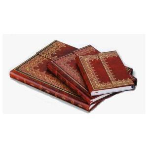 Paperblanks ペーパーブランクス  アンティークレザースタイルコレクション ノートブック フォイル(ミディ) PB3404 yasudaclub