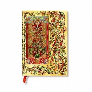 Paperblanks ペーパーブランクス ノートブック 花の女神フィレンツェ トスカーナ ミニ PB34988|yasudaclub