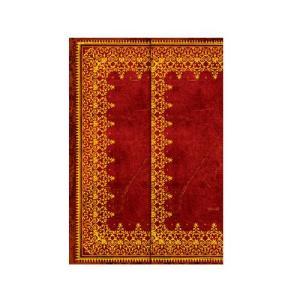 Paperblanks ペーパーブランクス  アンティークレザースタイルコレクション ノートブック フォイル(フレキシミニ) PB4555 yasudaclub