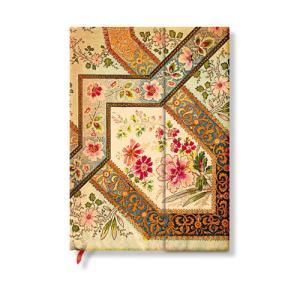 Paperblanks ペーパーブランクス  フレンチフローラルコレクション ノートブック ミディフォーマット PB5507 yasudaclub
