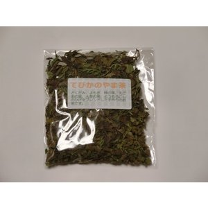 てびかのやま茶 15g<福岡県福津市 無農薬自然栽培・自然採取> 全国への送料込み|yasudahatsuden