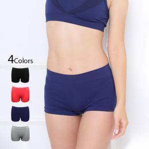 スポーツブラ スポーツ インナー レディース フィットネス ラクブラ24 Sports ショーツ ヨガ ジム ボクサータイプ|yasuizemart