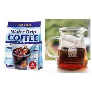 水で抽出するコーヒーです。その為、熱によるコーヒーの酸化を防ぎ、豆本来の味をひきだすことができます。...