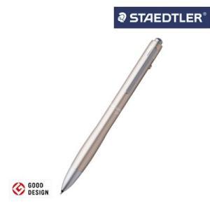 【メール便可】ステッドラー アバンギャルド多機能ペン シャンパンゴールド 927AG-G