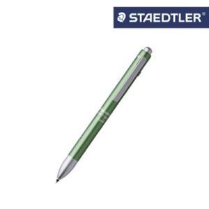 【メール便可】ステッドラー アバンギャルドライト多機能ペン グリーンティ 927AGL-GT