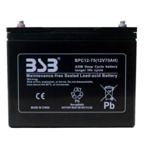 BPC12-75:CSBバッテリー12V-75Ah/代引不可|yasukawa