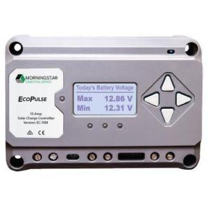 EC-20M:エコパルス 20A太陽電池充電・放電コントローラー モーニングスター|yasukawa