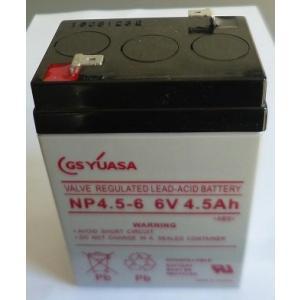 NP4.5-6:ユアサバッテリー(小型・高サイクル):国内正規品