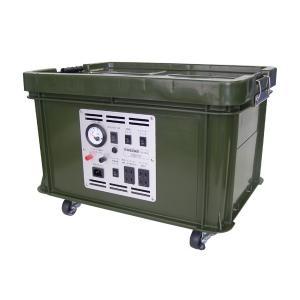 TDS-1205:家庭用蓄電池電源セット・停電用電源装置|yasukawa