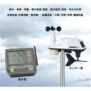 WS-005:ウェザーステーション-V|yasukawa