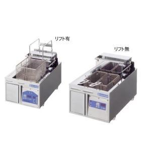 電気フライヤー 卓上タイプ TEF-13-6【代引き不可】 yasukichi