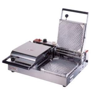 ※この商品は代引不可です。  パニーニクッカー PC-20(2連式)【送料無料】  サンテック   ...