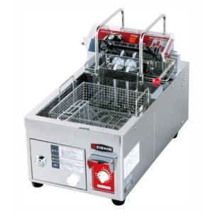 電気フライヤー EF−5L 単相100V【代引き不可】 yasukichi