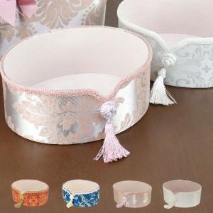 アクアフラワー オーバル型小物入れ ピンク、ホワイト、レッド、ブルー、ピンクグレー、シルバー サイズ...