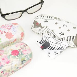 メガネケース おしゃれ レディース ハード 敬老の日 薔薇雑貨 選べる10種