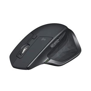 Logicool ロジクール MX2100sGR MX Master 2S ワイヤレスレーザーマウス...