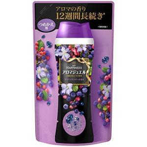 レノア ハピネス 香り付け専用剤 アロマジュエル サファイアベリーの香り 詰替用 455ml