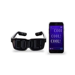 Chemion スマートグラス Smart  LED Glasses CHON-100A|yasyabou