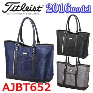 Titleist [タイトリスト] トートバッグ AJBT652