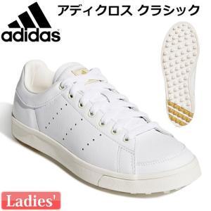 adidas [アディダス] レディース アディクロス クラシック WI997 レディース ゴルフシ...