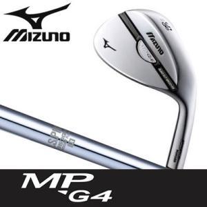 ミズノ [MIZUNO] MP G4 ウェッジ ダイナミックゴールド NS PRO 950GH スチールシャフト