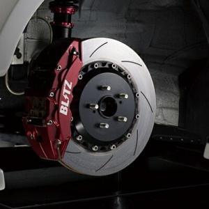 ブリッツ ビッグキャリパーキットII フロントセット 6POT スバル WRX S4 VAG用 φ355mm/2ピース 86104|yatoh2