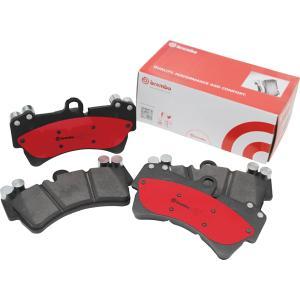 brembo ブレンボ ブレーキパッド セラミック フロント スズキ スイフト XL リアディスクブレーキ車 ZD83S用 P16 013N|yatoh2