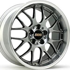 BBS RS-GT ダイヤモンドブラックxシルバーダイヤカット 8.5J&10J-18 4本セット yatoh2