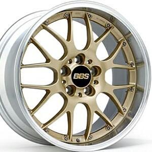 BBS RS-GT ゴールドxシルバーダイヤカット 8.5J&10J-18 4本セット yatoh2