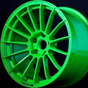 フェデラル MF01R ビビッドグリーン 7.5J-18 1本|yatoh2