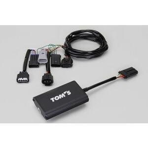 TOM'S パワーボックス トヨタ ハリアー 2.0 ターボ 4WD ASU65W用 22205-TS001|yatoh2