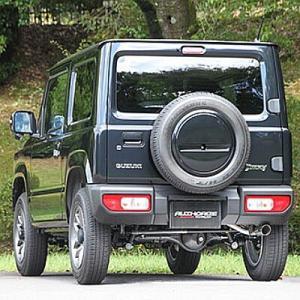 フジツボ AUTHORIZE K スズキ ジムニー 標準バンパー装着車 JB64W用 750-81901|yatoh