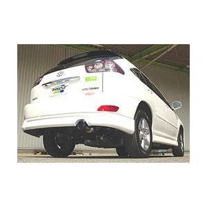 【送料無料】トラスト ビートマックス Ti マフラー トヨタ ハリアー 240G 4WD ACU35W用 10114145|yatoh