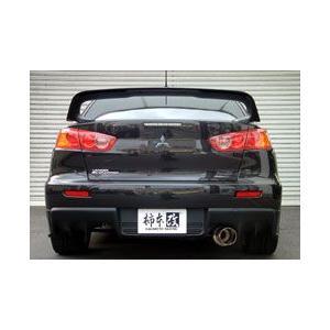 【代引無料】柿本レーシング HYPER FULLMEGA N1+ Rev. ミツビシ ランサーエボリューション10 GSR 4WD CBA-CZ4A用 M31328