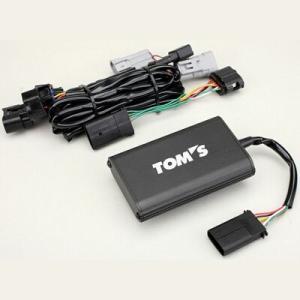 TOM'S パワーボックス レクサス LS500 VXFA5#用 22205-TS003 yatoh