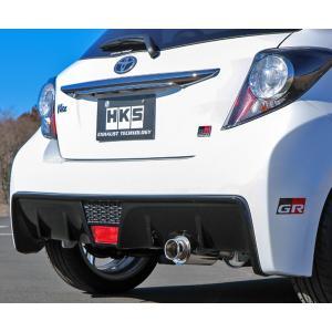 HKS サイレントハイパワー トヨタ ヴィッツ GR SPORT FF NCP131用 32016-AT024|yatoh