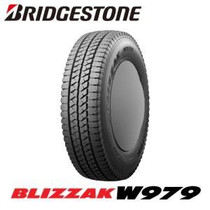 【レンチ付】【コースター XZB40/XZB50系用】ブリヂストン ブリザック W979 215/70R17.5 118/116L と オススメスチールホィール 17.5インチとの6本セット|yatoh