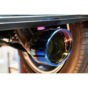 テイクオフ クロスステージマフラー スズキ アルトワークス MT車 4WD DBA-HA36S用 品番:CSMF041|yatoh